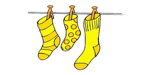 Turmeric Tie Dye Workshop