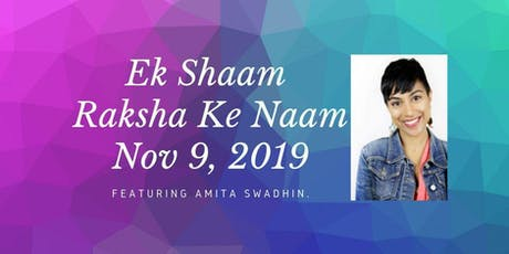 21st Annual Ek Shaam Raksha Ke Naam  tickets
