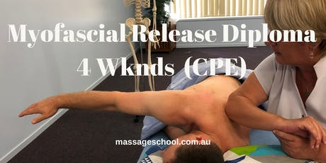 Myofascial Release Diploma - CPE Event (4wkends) tickets