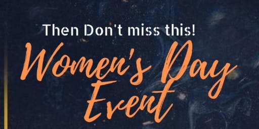 3rd Annual Women's Day Event