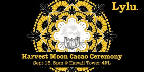 Full Moon Cacao Ceremony tickets