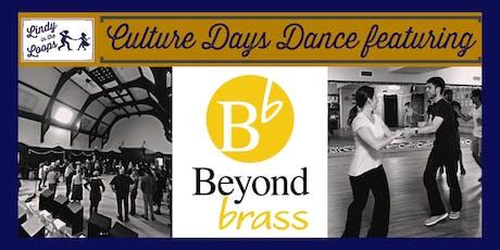 Swing Social Dance ft. Beyond Brass tickets