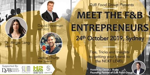Meet Australia's Leading F&B Entrepreneurs