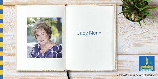 Meet Judy Nunn - Wynnum Library