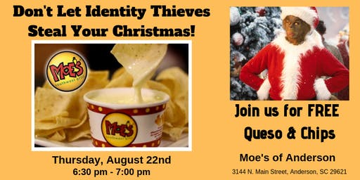 Chips & Tips - Identity Theft Workshop