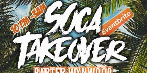 Soca Takeover: Carnival Warm Up