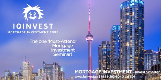 IQInvest Mortgage Investment Corporation - Invest Smarter