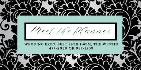 Meet the Planner, Bridal & Event Expo tickets