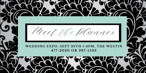 Meet the Planner, Bridal & Event Expo