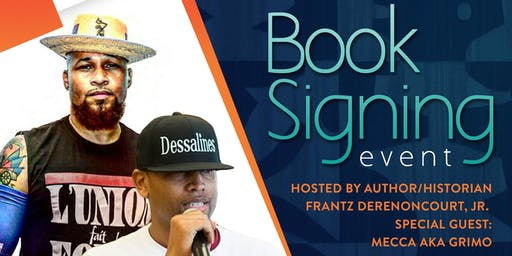 Haitian Heroes Book Signing Event