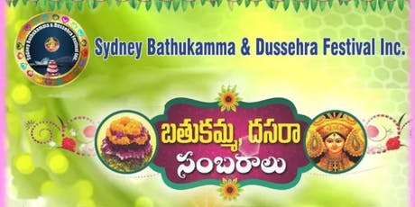 Sydney Bathukamma tickets