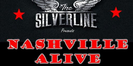 The Silverline presents Nashville Alive at Camden Golf Club