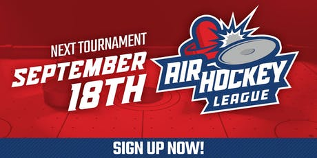 Air Hockey League - Weekly Games tickets