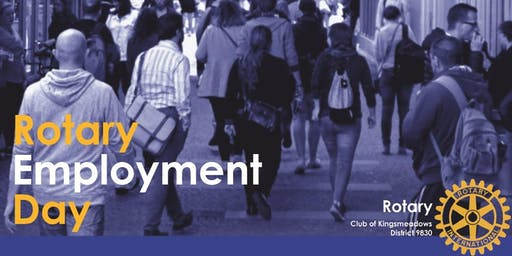 Cataract on Paterson | Rotary Employment Day | Table 25