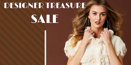 Designer Treasure Sale benefiting Dress For Success Seattle - VIP & PreSale tickets