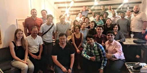 Startup Growth Networking Meetup in Singapore x Tribe Theory