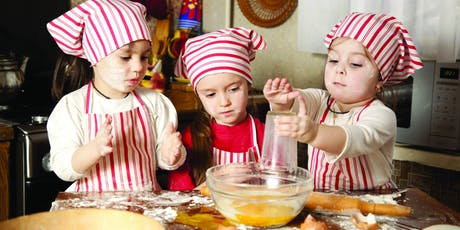 Kids Kitchen at Jubilee - Term 4 2019 tickets