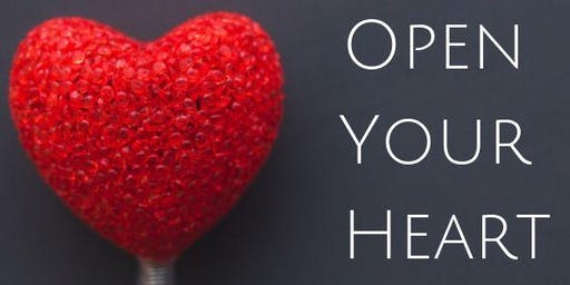 Open Your Heart: Self-Love with Yin Yoga Workshop