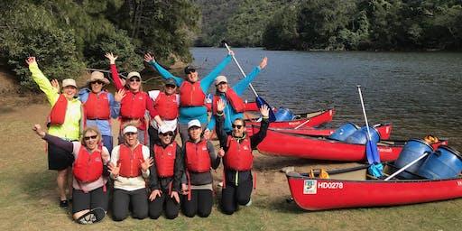 Women's Overnight Canoe Trip: Shoalhaven Gorge // 18th- 19th April