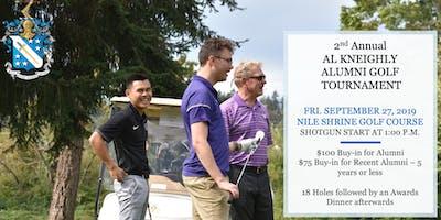 Second Annual Al Kneighly Alumni Golf Tournament