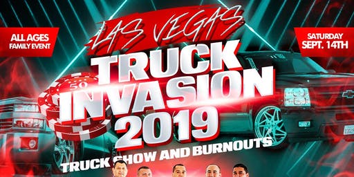 LAS VEGAS TRUCK INVASION 2019