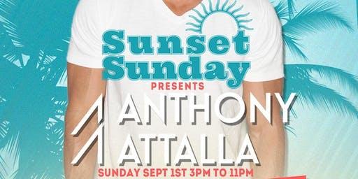 Sunset Sunday with Anthony Attalla