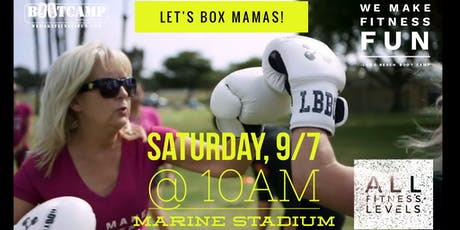 Let's Box Mamas! tickets
