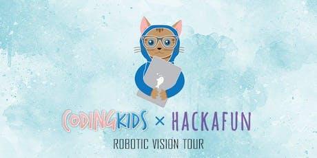 Robotics Vision Tour tickets