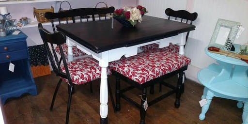Refinished Furniture 101
