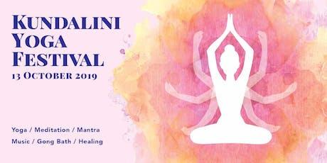 Kundalini Yoga Festival tickets