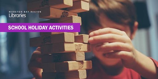 Retro Board Games (8-14 years) - Redcliffe Library