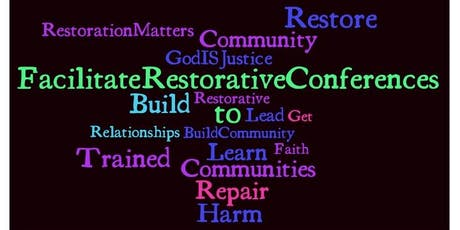 Facilitating Restorative Conferences -For Catholic High Schools tickets