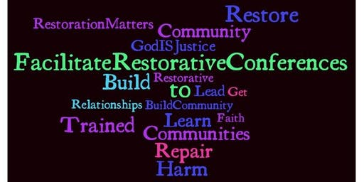 Facilitating Restorative Conferences -For Catholic High Schools