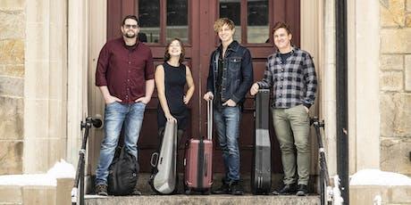 The Bywater Band: Boston's Scottish/Irish Traditional Quartet tickets