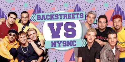 Backstreet Boys vs NSYNC Dance Party