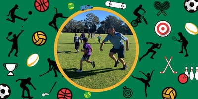 Sports with Cops! - Session 1 (7 to 12 years)