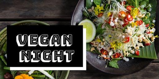 Vegan Night at Jardin Tan