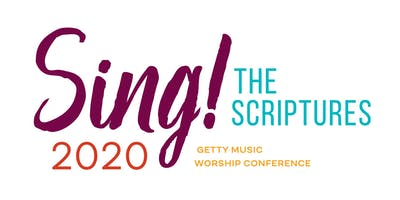 Sing! 2020: The Scriptures
