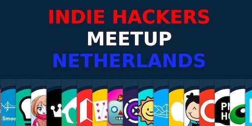 IndieHackers Meetup Nederland (Health Innovation Park - Zwolle)