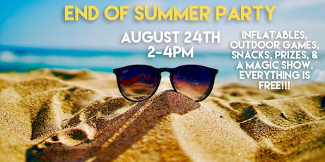 End of Summer Party tickets