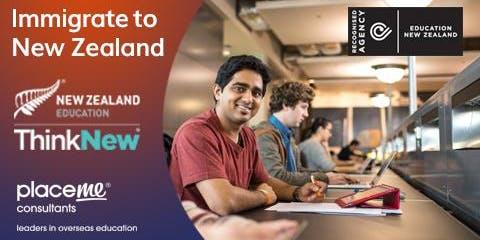 Apply to New Zealand Universities  Free NewZealand Education Fair Bangalore