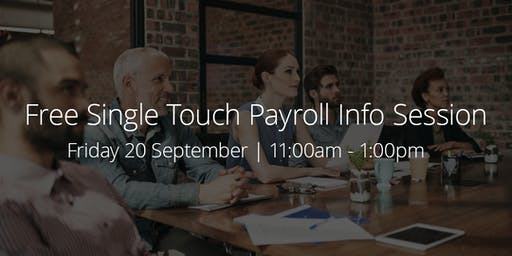 Reckon Single Touch Payroll Info Session - Mount O
