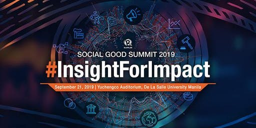 Social Good Summit #2030Now: Insight for impact