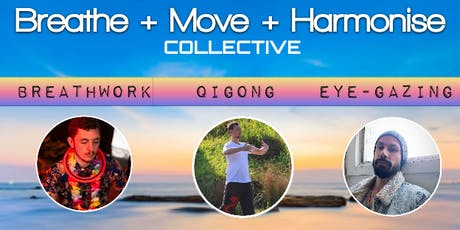 Breathe, Move, Harmonise - Collective tickets