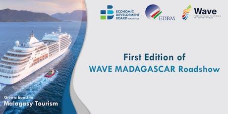 Participation à Wave Madagascar du 17 au 20 Septembre 2019 à Antananarivo billets