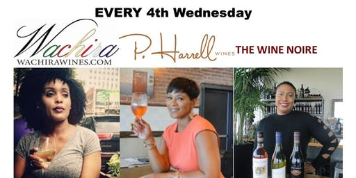 OESTE BAR - WOMEN IN WINE WEDNESDAYS  Wine Tasting and Happy Hour