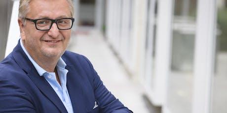 Politisches Frühstück mit Christoph Matznetter Tickets