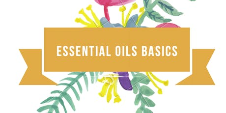 Essential Oils Class  tickets