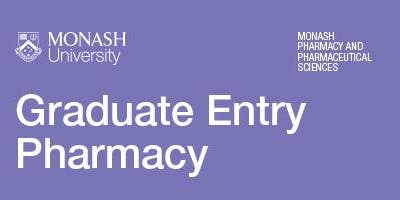 2020 Graduate Entry Pharmacy Information Evening