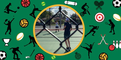 ANZ Tennis Hot Shots Session 1 (5 to 12 years)